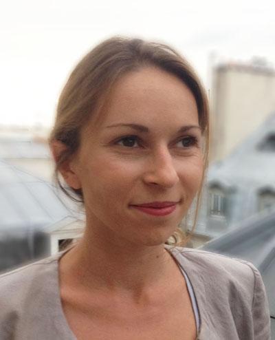 Laure Bernard réflexologie paris