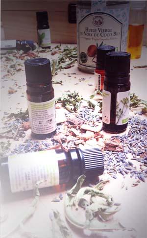 respiratoire huile
